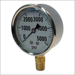Hydraulic Pressure Gauges