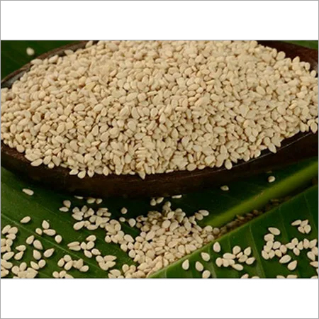 Toasted Natural Sesame Seeds