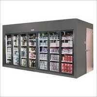 Refrigerated Display Rack