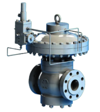 Downstream Pilot Operated Pressure Regulator