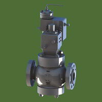 Slam Shut - Off Valve SH4-2 Series
