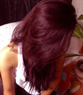 Henna Based Hair color Burgundy