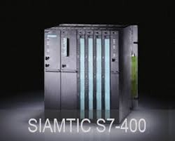 Siemens Simatic PLC System (S7-400)