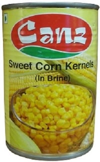 Canned Corn Kernel