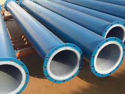 PTFE Coating On Pipe And Pipe Fitting