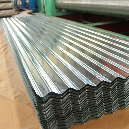 Corrugated GI Roofing Sheet
