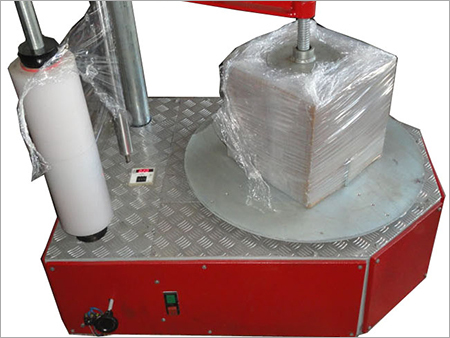 Accu Box Stretch Wrapping Machine