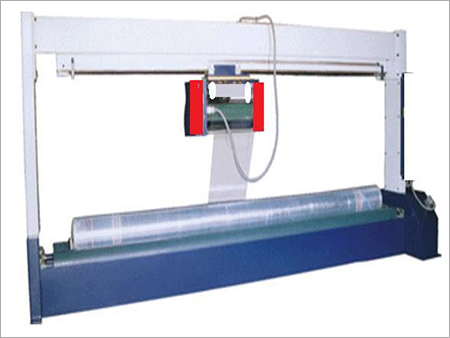 Accu Fabric Roll Wrapping Machine
