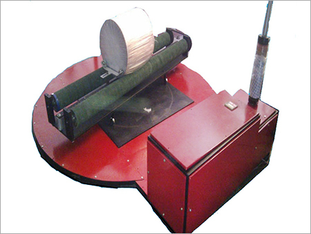 Accu Roll Stretch Wrapper Machine