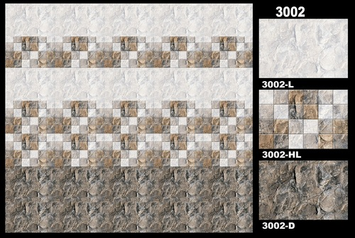 Digital Wall Tiles 200x300 mm
