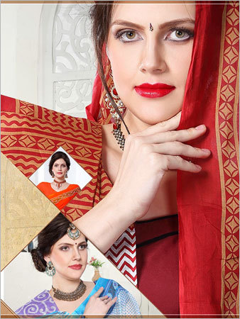 Pestal Beauty Saree