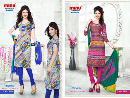 Glamour Salwar Suits