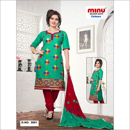 Colours Salwar Suits