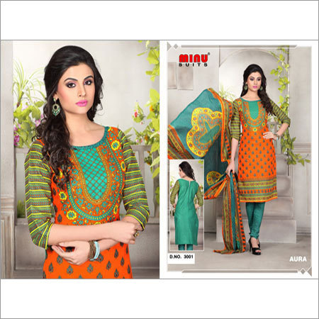 Aura Salwar Suits