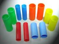 Plastic Cheese Tubes