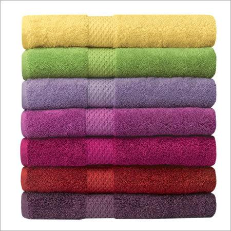 Jumbo size bath towel
