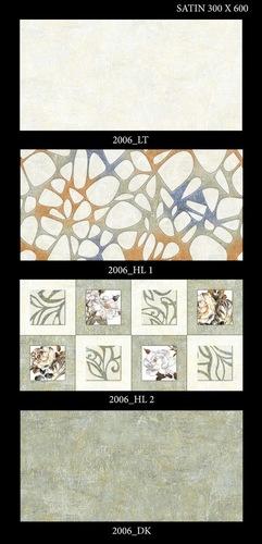 Designer Matt Wall Tiles