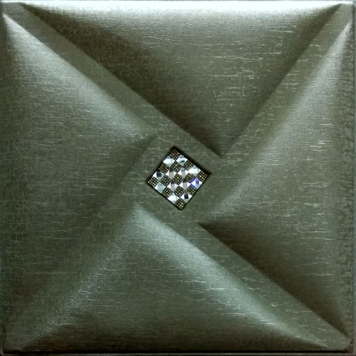 Silfra 3D Leather Panel