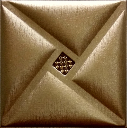 3D Leather Wall Tiles