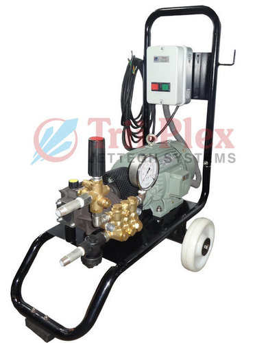 Triplex High Pressure Water Jet Pump