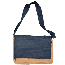 Ideal for branding design Laptop Jute Bag