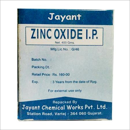 Zinc Oxide I.P