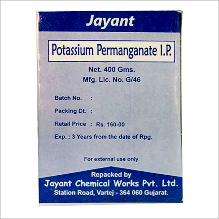 Potassium Permanganate I.P