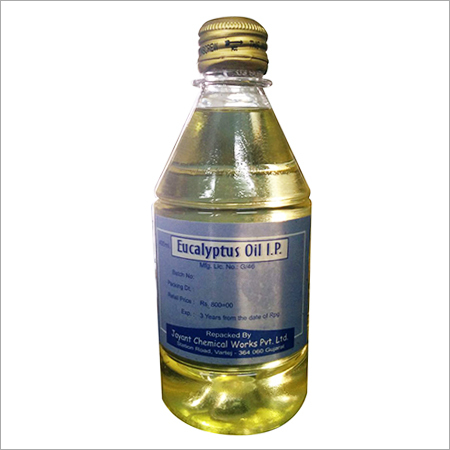 Eucalyptus Oil I.P