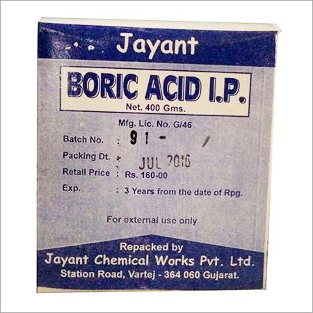 Boric Acid I.P