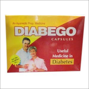 Diabego capsules
