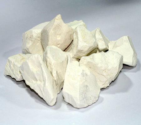 Crude china clay