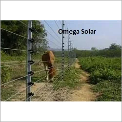 Agriculture Solar security Fencing