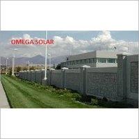 Corporate Solar Fencing