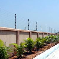Residential Solar Fencing