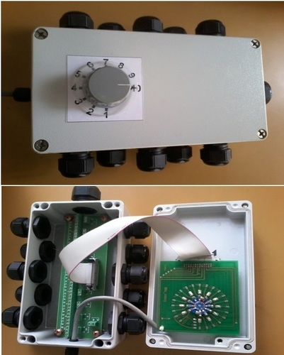 Multiplexer Junction Boxes