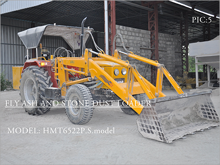 Fly Ash Dust Loader