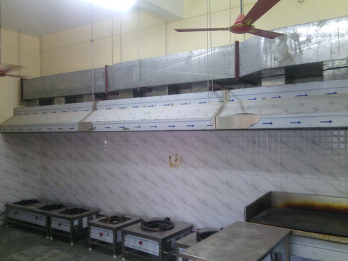 Commercial Kitchen Exhaust Systems