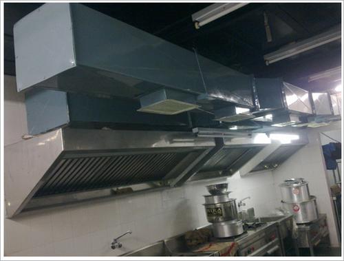 Kitchen Fresh Air Systems