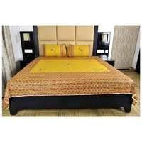 Camel Design  Bed Sheet