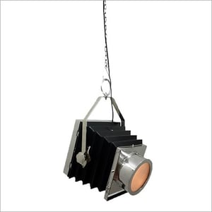 Nautical Outdoor Ceiling Hanging Old Camera Light