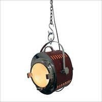 Ceiling Light Nautical Pendant Leather Lamp Decor