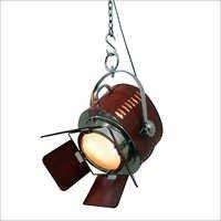 Wave Nautical Pendant Lamp Hanging Ceiling Light