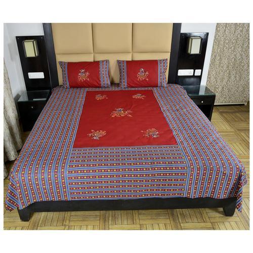 Animal design bed sheet