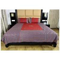 Indian Rajasthani Design Cotton Bedshee