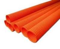 Single Wall Corrugated Pipes