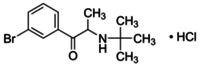 3′-Bromo-2-(tert-butylamino)propiophenone hydrochloride