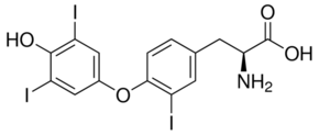 3,3′,5′-Triiodo-L-thyronine (Reverse T3) solution