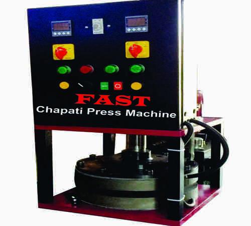 Fast Chapati Pressing Machine