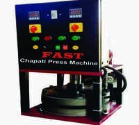 Fast Chapati Pressing Machine