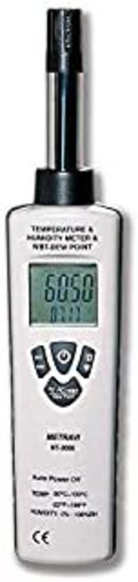 Digital Thermometer / Humidity Meter